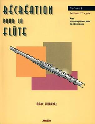 Récréation Pour la Flute - Volume 1 Partition laflutedepan