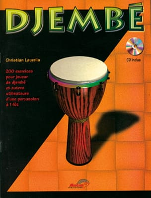 Christian Laurella - djembe - Sheet Music - di-arezzo.com