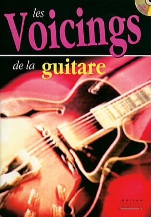 Derek Sébastian - The Voicings of the Guitar - Sheet Music - di-arezzo.com