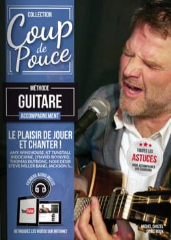 COUP DE POUCE - Guitar Method Accompaniment - Sheet Music - di-arezzo.co.uk