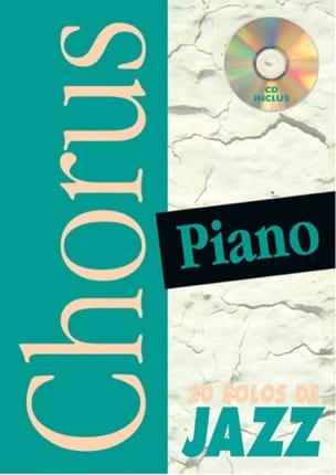 Philippe Doignon - Chorus Piano Jazz - Partition - di-arezzo.fr