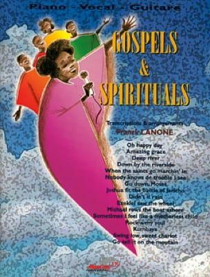 Gospels and spirituals - Partition - di-arezzo.co.uk