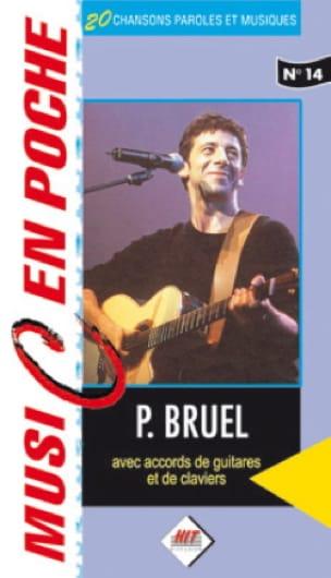 Patrick Bruel - Music en poche N° 14 - Partition - di-arezzo.fr