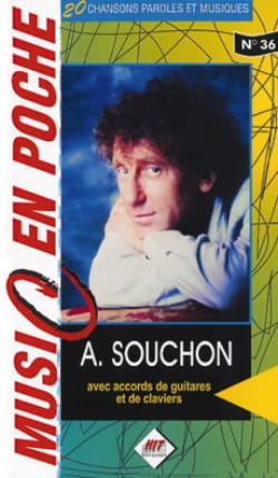 Alain Souchon - Music in the bag N ° 36 - Sheet Music - di-arezzo.co.uk