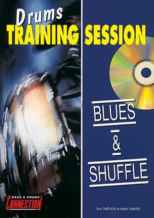 Drums Training Session Blues Et Shuffle Abbate Thiévon laflutedepan