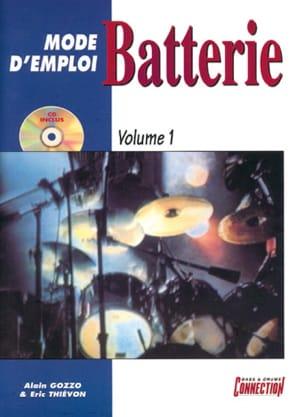 Mode D'emploi Batterie Volume 1 - laflutedepan.com