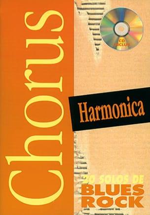Chorus Harmonica 20 Solos de Blues Rock Mox Gowland laflutedepan