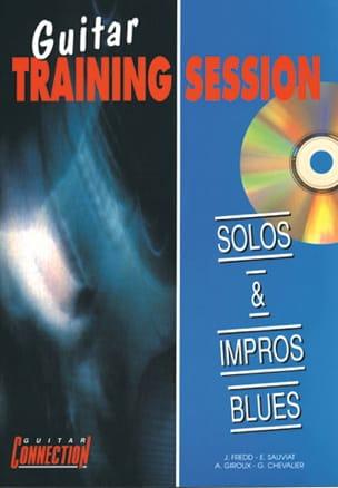 Guitar Training Session Solos Et Impros Blues - laflutedepan.com