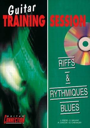Guitar Training Session Riffs & Rythmiques Blues - laflutedepan.com