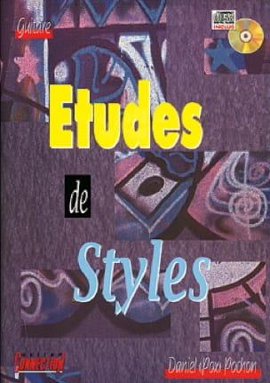 Etudes de Styles Guitare - Daniel
