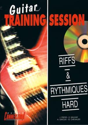 Judge Fredd - Guitar Training Session Riffs & Rythmiques Hard - Partition - di-arezzo.fr