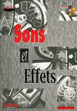 Sons Et Effets Judge Fredd Partition Guitare - laflutedepan