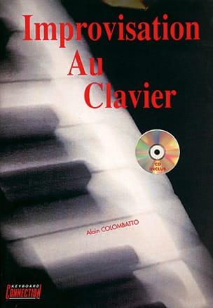 Alain Colombatto - Improvisación de teclado - Partitura - di-arezzo.es
