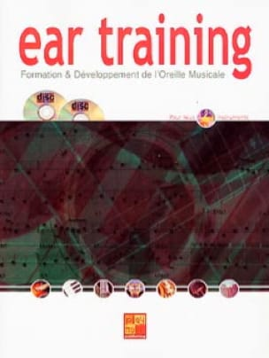 Ear Training avec 2 CDs - Denis Lamboley - laflutedepan.com