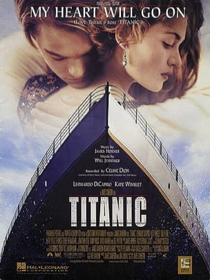 My Heart Will Go On Film Titanic laflutedepan