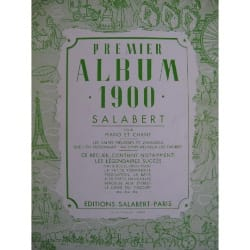 - First Album 1900 Volume 1 - Sheet Music - di-arezzo.co.uk