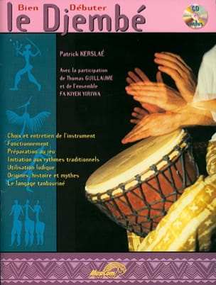 Patrick Kersalé - Start the Djembe - Sheet Music - di-arezzo.com