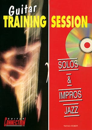 Guitar Training Session Solos Et Impros Jazz laflutedepan
