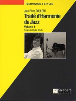 Jean-Pierre Couleau - Treaty of Harmony of Jazz Volume 1 - Book - di-arezzo.co.uk