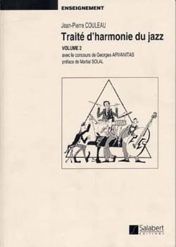 Jean-Pierre Couleau - Treaty of Harmony of Jazz Volume 2 - Book - di-arezzo.co.uk