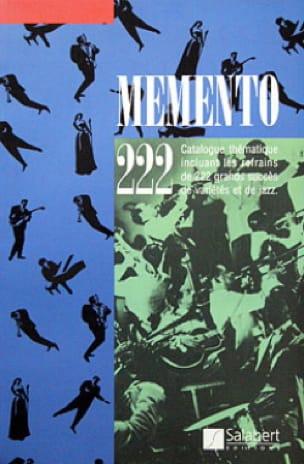 - Recuerdo del músico 222 - Partitura - di-arezzo.es