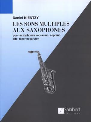 Daniel Kientzy - Saxofón Sonidos Múltiples - Partitura - di-arezzo.es