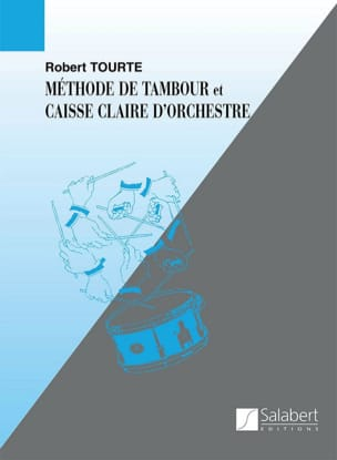 Robert Tourte - Drum Method And Snare Drum - Sheet Music - di-arezzo.com
