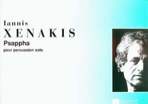 Iannis Xenakis - Psappha - Sheet Music - di-arezzo.co.uk