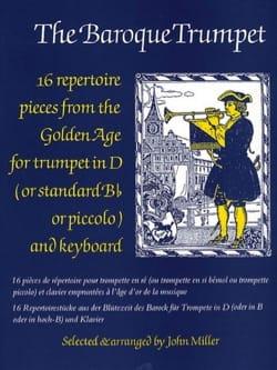 The Baroque Trumpet - Partition - di-arezzo.fr