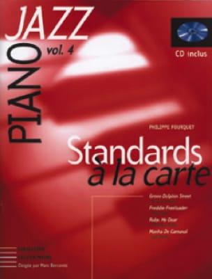 Philippe Fourquet - Standards A la Carte Volume 4 - Sheet Music - di-arezzo.com