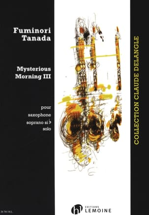 Fuminori Tanada - Mysterious Morning 3 - Partition - di-arezzo.fr