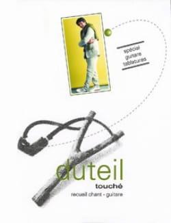 Yves Duteil - Touch - Sheet Music - di-arezzo.co.uk