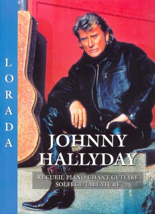 Johnny Hallyday - Lorada - Partition - di-arezzo.es