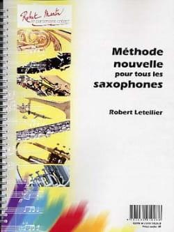 Méthode Nouvelle Pour Tous les Saxo - laflutedepan.com