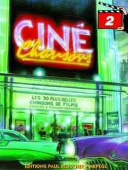 - Cine Songs Volume 2 - Sheet Music - di-arezzo.co.uk