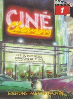 - Cine Songs Volume 1 - Sheet Music - di-arezzo.co.uk