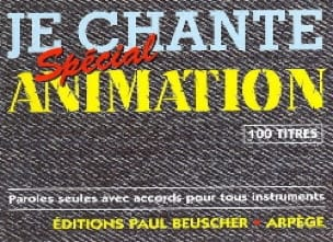 - I sing special animation - 100 Titles - Sheet Music - di-arezzo.co.uk