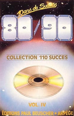 - Collection 110 success volume 4 volume 1 1980-1990 - Sheet Music - di-arezzo.com