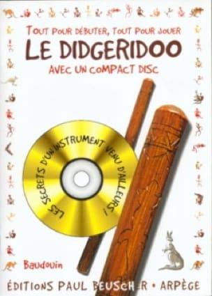 Baudouin - The Didgeridoo - Sheet Music - di-arezzo.co.uk