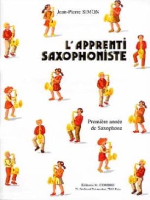 L' Apprenti Saxophoniste - Jean-Pierre Simon - laflutedepan.com