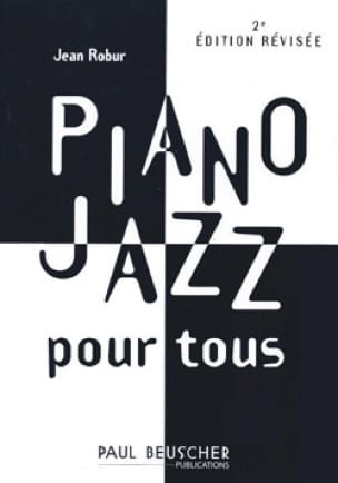 Jean Robur - Jazz Piano For All - Sheet Music - di-arezzo.co.uk