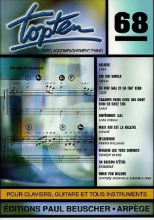 - Topten 68 - Sheet Music - di-arezzo.co.uk