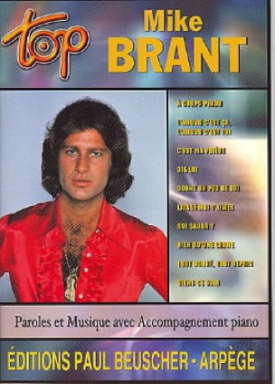 Mike Brant - Top Mike Brant - Noten - di-arezzo.de