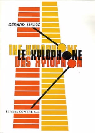 Gérard Berlioz - The Xylophone - Sheet Music - di-arezzo.com