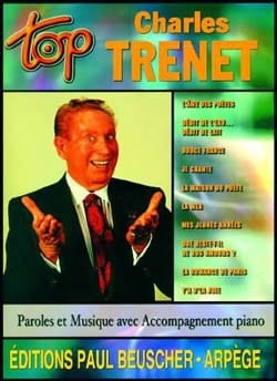 Charles Trenet - Top Charles Trenet - Sheet Music - di-arezzo.co.uk