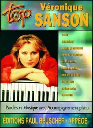 Véronique Sanson - トップVéroniqueSanson - 楽譜 - di-arezzo.jp