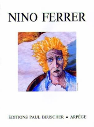 Nino Ferrer Nino Ferrer Partition Chanson française - laflutedepan