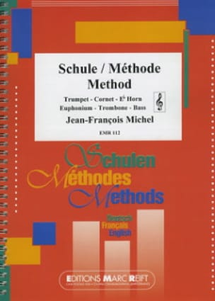 Jean-François Michel - Volume 1 Method - Sheet Music - di-arezzo.com