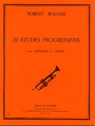 Robert Bouché - 20 Progressive studies - Sheet Music - di-arezzo.com