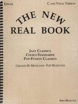 - The new real book volume 1 - Sheet Music - di-arezzo.com